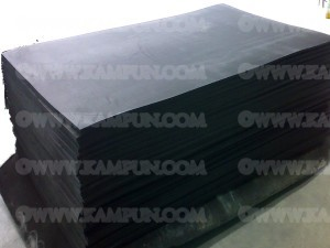 Stock of HD100 joint filler sheets